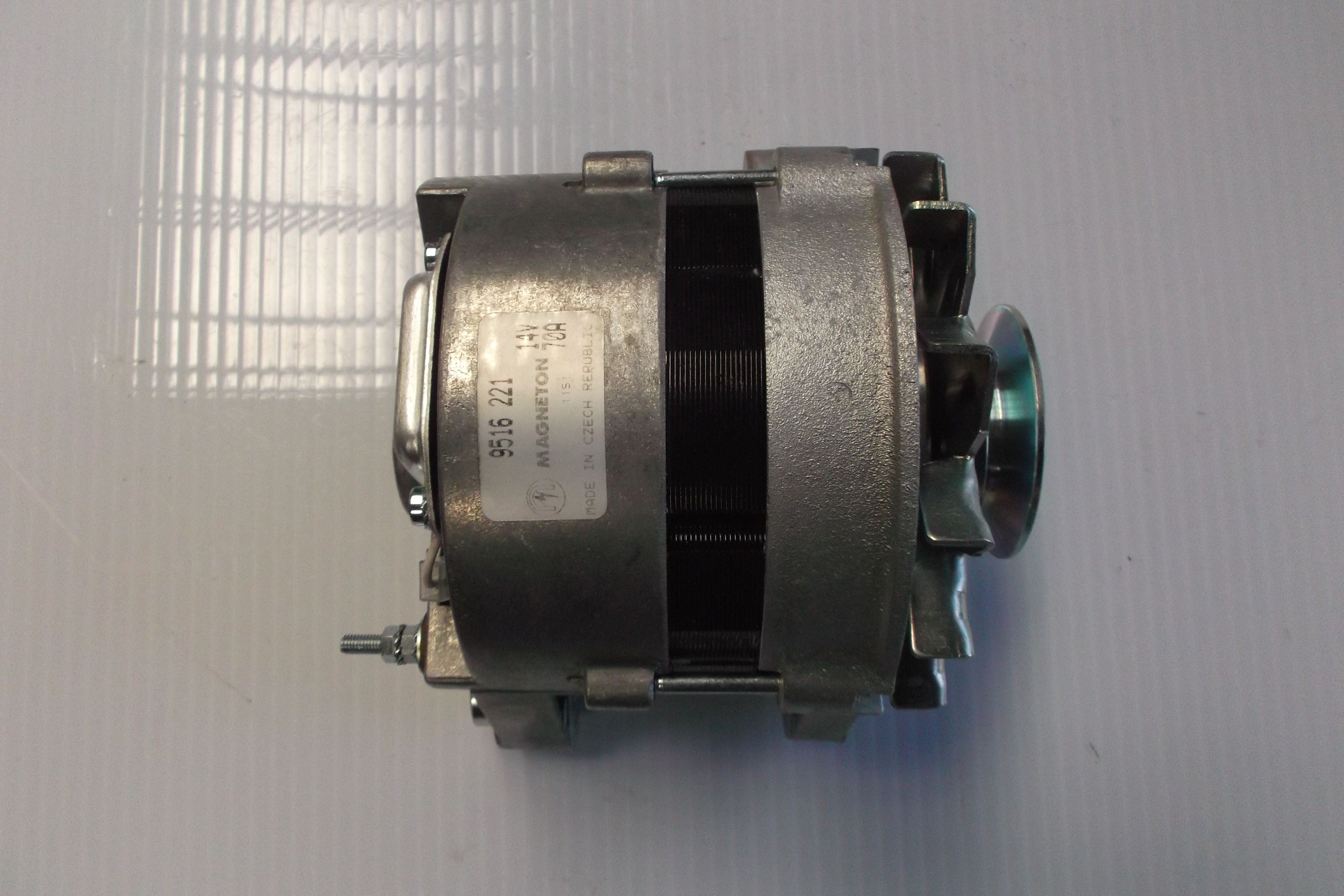 ALTERNATOR A125-70C 12120200 LUBLIN III